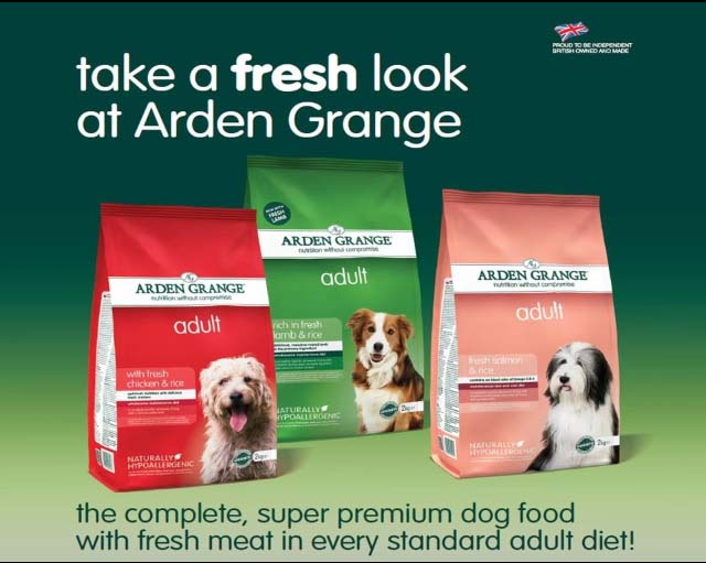 Arden Grange Dog Food Stockists